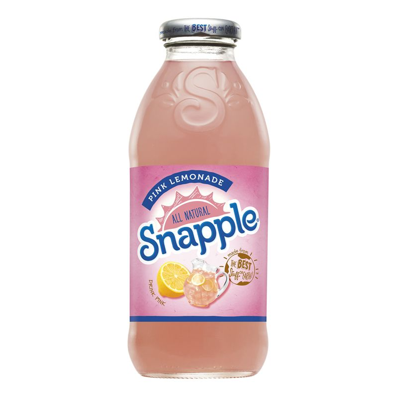 Snapple Pink Lemonade 16 OZ