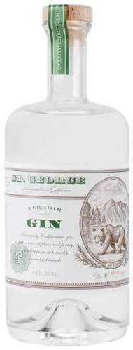 St George Botanivore Gin Proof: 90  750 mL