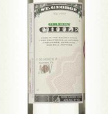 St George Green Chile Vodka Proof: 80  750 Ml