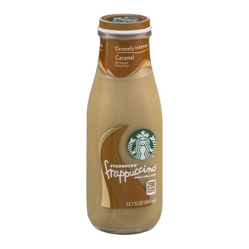 Starbucks Frappuccino Caramel 13.7 OZ