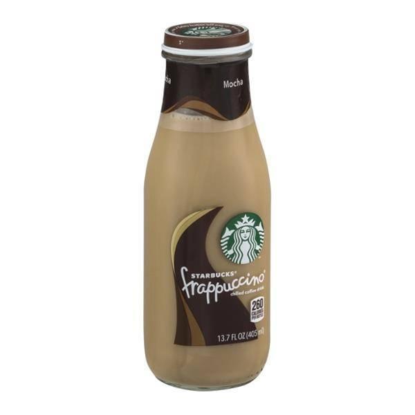 Starbucks Mocha Frappuccino 13.7 OZ