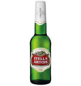 Stella Artois ABV: 5%  12pk can