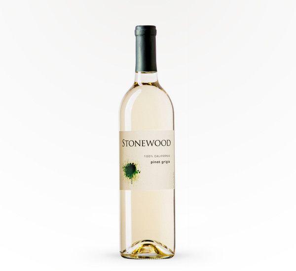 Stone Wood Pinot Grigio ABV: 12.5% 750mL