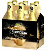 Strongbow Gold Apple Hard Cider ABV: 5%  6 Pack