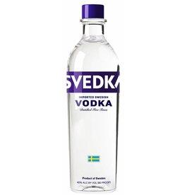 Svedka Vodka ABV: 80  375 mL