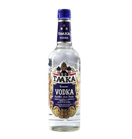 Taaka Vodka Proof: 80  200 mL
