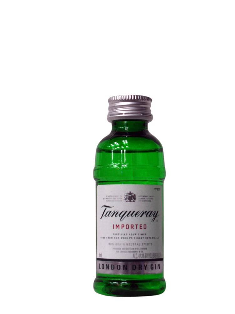 Tanqueray Gin Proof: 94.6%  750 mL