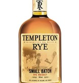 Templeton Small Batch 4 Year Rye Whiskey Proof: 80  750Ml
