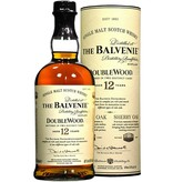 Balvenie 12 Year Old Doublewood Single Malt Scotch Whisky ABV: 86%
