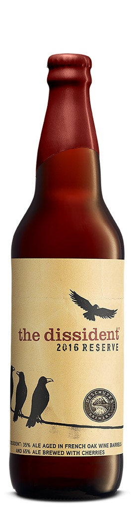 The Dissident 2015 Reserve ABV: 10.9%