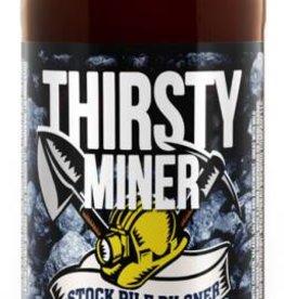 Minhas Craft Brewery Thirsty Miner Pilsner ABV: 5.5%