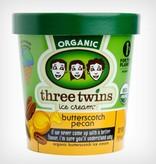 Three Twins Organic Butterscotch Pecan Ice Cream