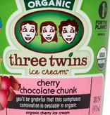 Three Twins Organic Cherry Chocolate Chunk 1 pt