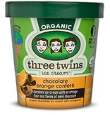 Three Twins Organic Chocolate Orange Confetti 1 pt