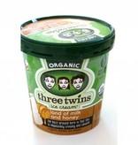 Three Twins Organic Land of Milk & Honey Ice Cream 1 pt