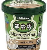 Three Twins Organic Milk Coffee 1 pt