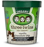 Three Twins Organic Vanilla Chocolate Chip Ice Cream 1 pt