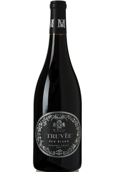 Truvee Red Blend ABV: 13.5%  750ml