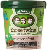 Three Twins Organic Mint Confetti Ice Cream Cup