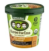 Three Twins Organic Sea Salt Caramel Ice Cream Cup
