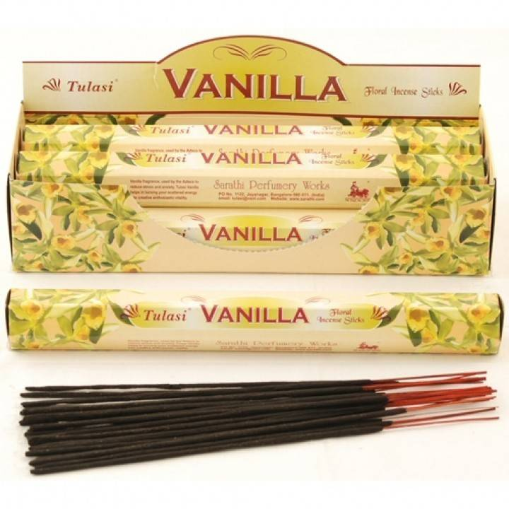Tulasi Vanilla Incense 15g