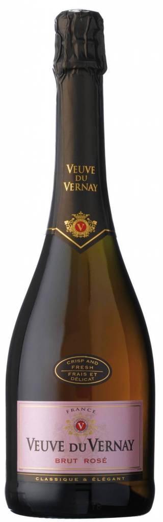 Veuve du Vernay Rose ABV: 11%  750 mL