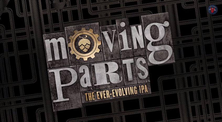 Victory Brewing Co. Moving Parts The Ever Evolving IPA ABV: 7%  750 ml