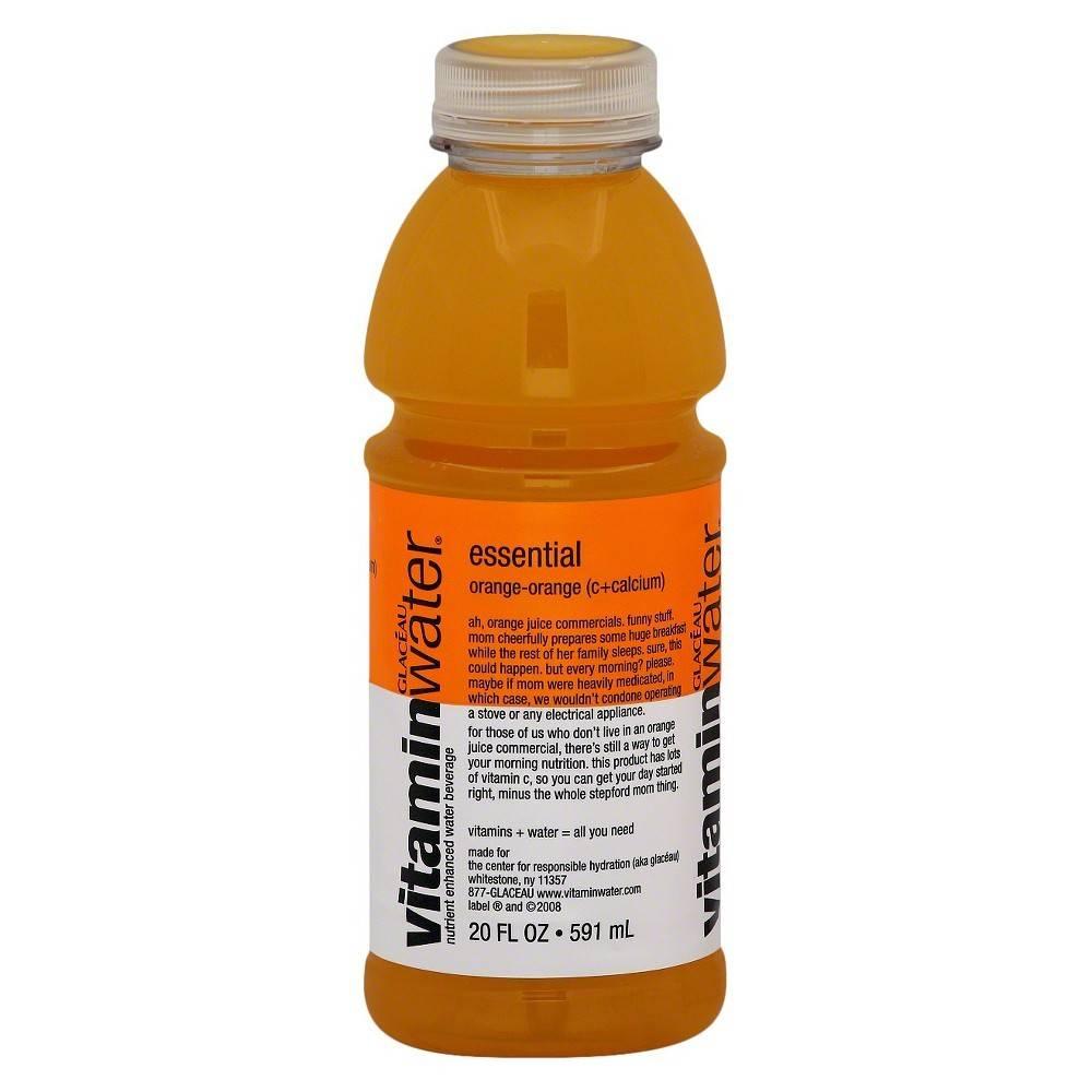 Vitamin Water Orange Orange 20 OZ