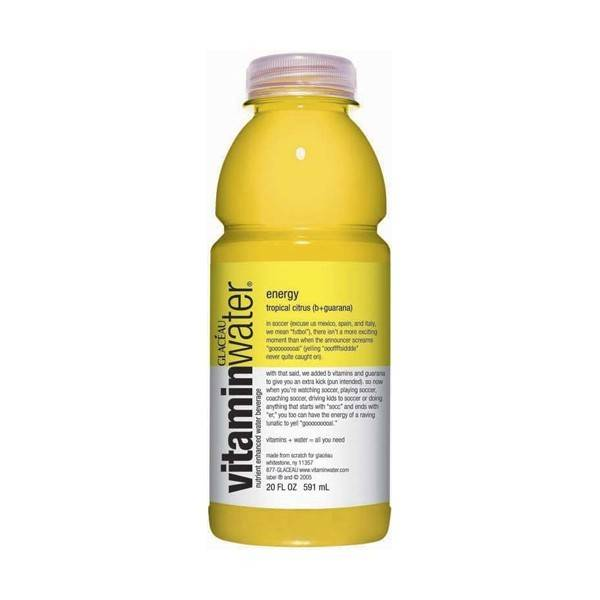 Vitamin Water Energy  Tropical 20 OZ