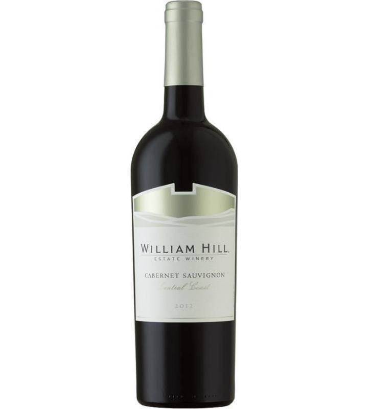 William Hill Cabernet Sauvignon 2015 ABV: 14.8%  750 mL