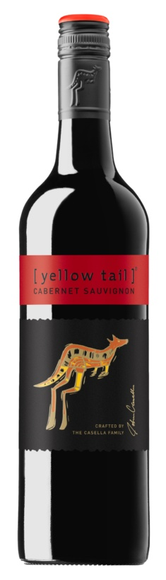 Yellow Tail Cabernet Sauvignon 2016 Proof: 13.5%  750 mL