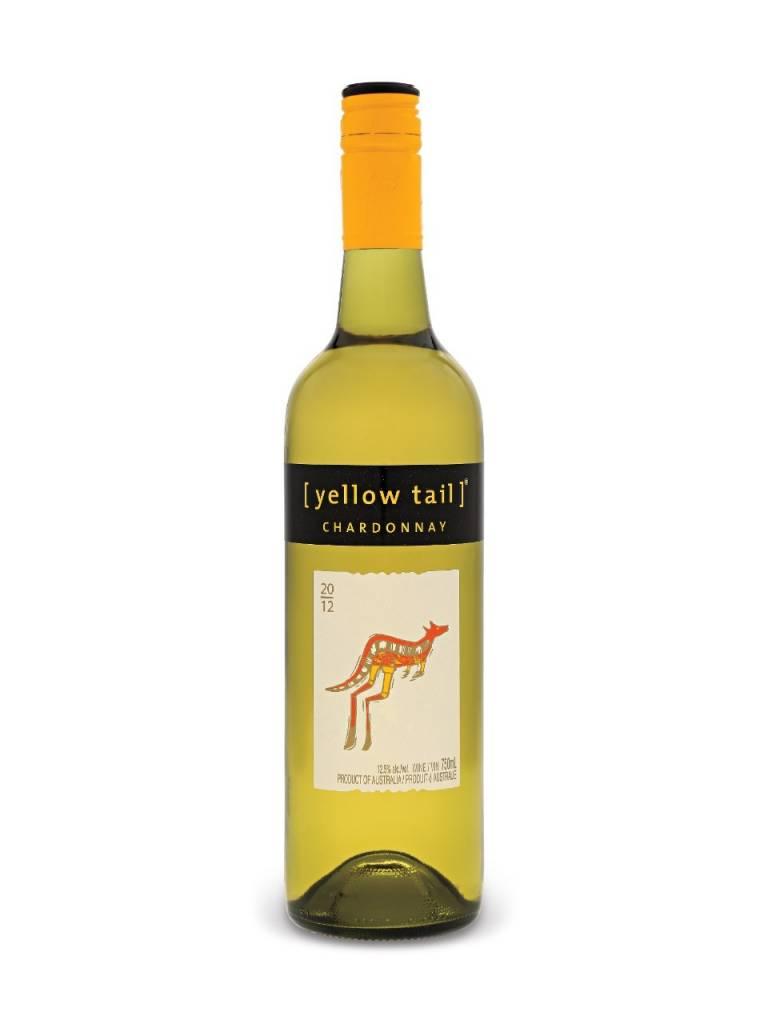 Yellow Tail Chardonnay 2017 ABV: 11.5%  750 mL