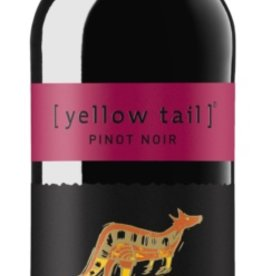 Yellow Tail Pinot Noir 2017 ABV: 13.5%  750ml