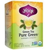 Yogi  Pure Green Tea 16 Bags 1.2 oz