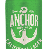 Anchor Brewing Co. California Lager ABV: 4.9% 6 Pack Can
