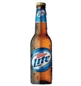 Miller Lite 12 oz Bottles ABV 4.2% 6 pack