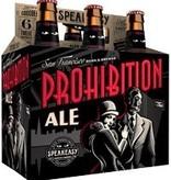 Speakeasy Prohibition Ale ABV: 6.1%