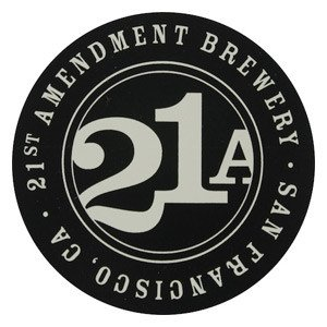 21st Amendment Variety Pack ABV 7% 12 Pack