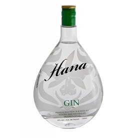 Hana Premium Gin 40% ABV 750mL