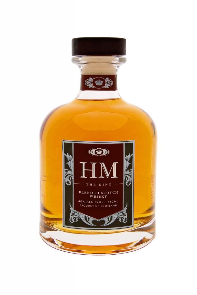 HM Blended Scotch Whiskey ABV 40% 750mL