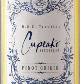 Cupcake Pinot Grigio 2016 ABV 12.5% 750 ml