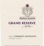 Kendall-Jackson Grand Reserve Cabernet Sauvignon 2014 ABV 14.5% 750 ML