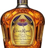 Crown Royal Canadian Whisky ABV 40% 375 mL