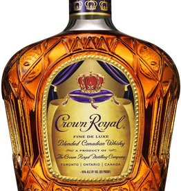 Crown Royal Canadian Whisky ABV 40% 750 ML