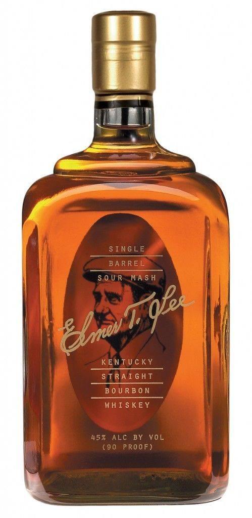 Elmer T. Lee Bourbon ABV: 45% 750mL