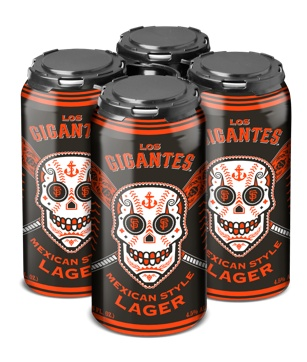 Anchor Brewing Co. Los Gigantes Lager ABV4.5% 6Pk