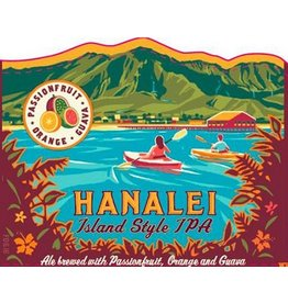 Kona Brewing Hanalei Island IPA ABV 4.5% 6 Pack