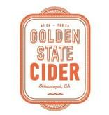 Golden State Cider ABV 6.9% 4 pack