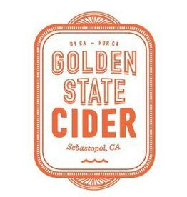Golden State Cider ABV 6.9% 4 pack