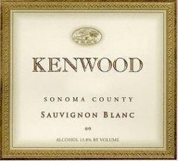 Kenwood Sonoma Sauvignon Blanc 2016 ABV 13.5% 750 ML